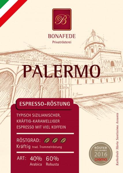 Palermo, Espresso *UNSERE NEUE ITALIEN-LINIE*