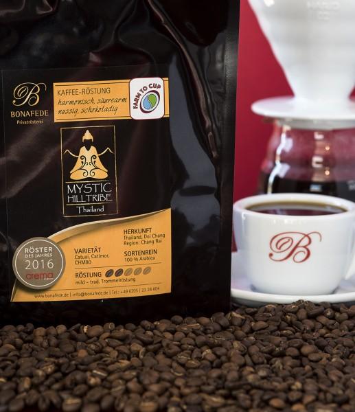 Mystic Hilltribe, Kaffee