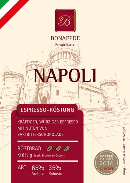 Napoli, Espresso ***UNSERE NEUE ITALIEN-LINIE***