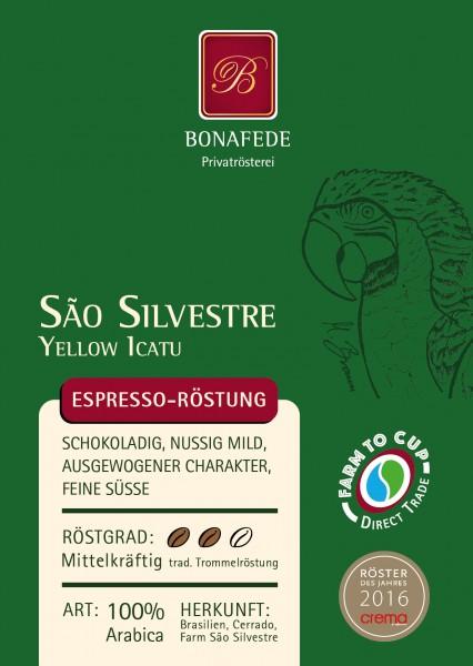 Brasilien Fazenda Sao Silvestre Espresso
