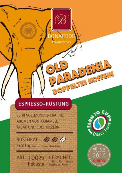 Old Paradenia, Espresso