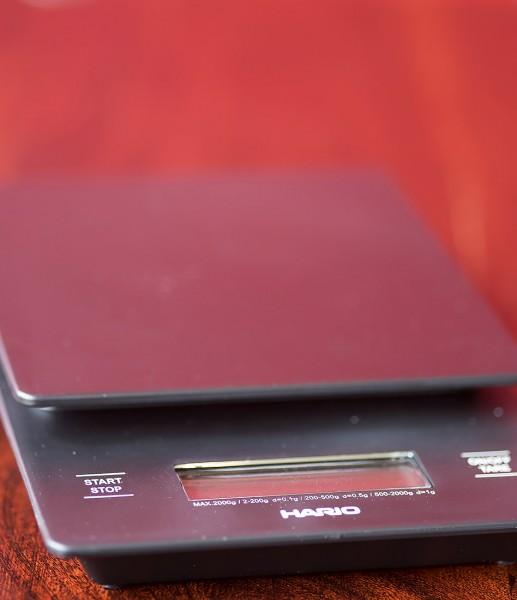 Zubehör - Hario V60 Drip Scale