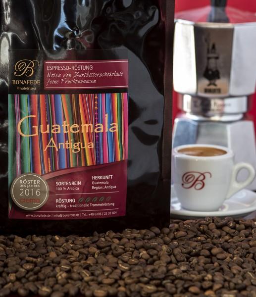 Guatemala Antigua, Espresso