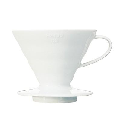 Hario Keramik Dripper weiß 2er