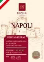 Napoli, Espresso
