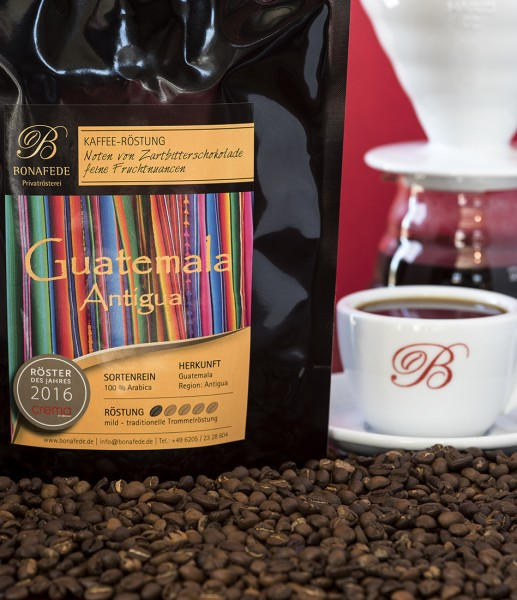 Guatemala Antigua, Kaffee