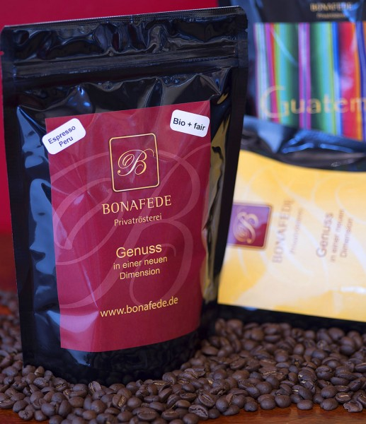 Probierpaket Weltreise Espresso