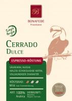 Cerrado Dulce, Espresso