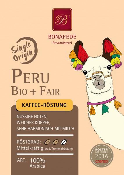 Peru Bio + Fair, Kaffee
